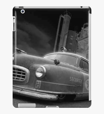 Gas Cops iPad Case/Skin