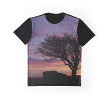 Holwell Tor on Daartmoor Graphic T-Shirt