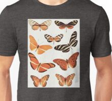 The Butterfly Book Collage II Unisex T-Shirt