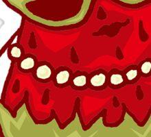 Sassy Strawberry Sticker