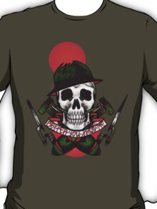 WWI era military tattoo shirt T-Shirt