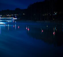 Ghosts on the water by MikkoSuhonen