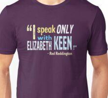 Elizabeth Keen Unisex T-Shirt