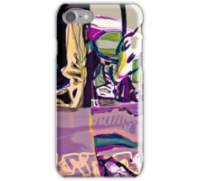 playgrounds of colour Va iPhone Case/Skin