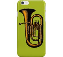 TUBA iPhone Case/Skin
