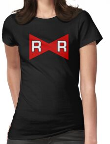 Red Ribbon Army Womens Fitted T-Shirt