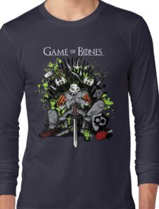 Game of Bones Long Sleeve T-Shirt