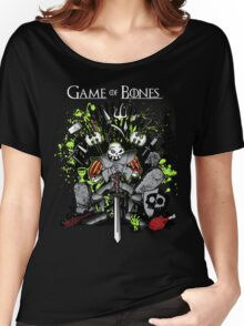Game of Bones Women's Relaxed Fit T-Shirt