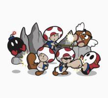Battle-Toads Kids Tee