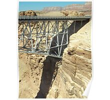 Navajo Bridge Arizona Poster