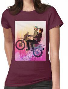 EYEWITNESS Womens Fitted T-Shirt