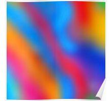 Acid blur Poster
