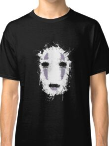 Ink No Face Classic T-Shirt