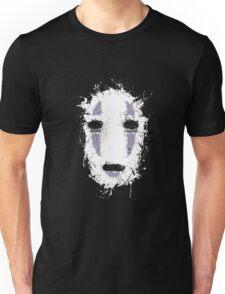 Ink No Face Unisex T-Shirt