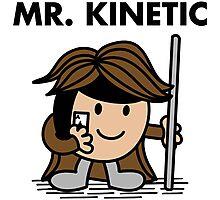 Mr. Kinetic Photographic Print
