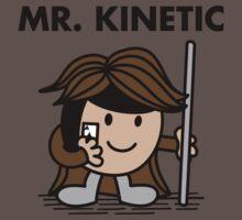 Mr. Kinetic Baby Tee