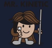 Mr. Kinetic One Piece - Short Sleeve