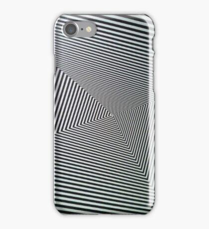 Warped Stripes iPhone Case/Skin
