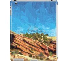 Among the Rocks iPad Case/Skin