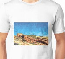 Among the Rocks Unisex T-Shirt