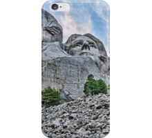 RUSHMORE iPhone Case/Skin