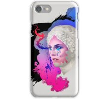 21st century Aphrodite by Pepe Psyche iPhone Case/Skin