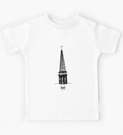 Westworld - The Church Kids Tee