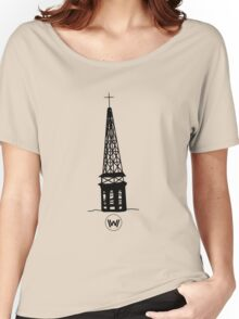 Westworld - The Church Women's Relaxed Fit T-Shirt