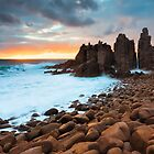 Devonian Dreaming - Phillip Island, Victoria, Australia by Sean Farrow