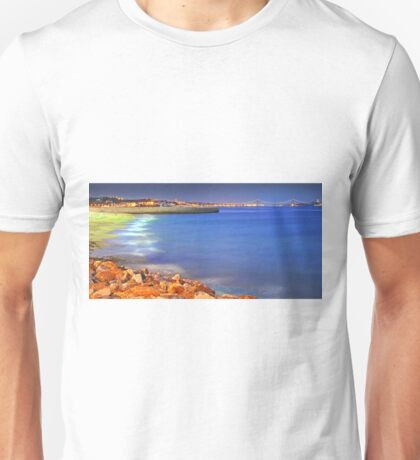 sky reflection. Paço D'Arcos Unisex T-Shirt