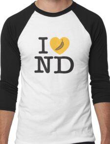 I Heart New Donk Odyssey SMO Men's Baseball ¾ T-Shirt