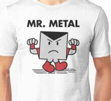 Mr. Metal Unisex T-Shirt