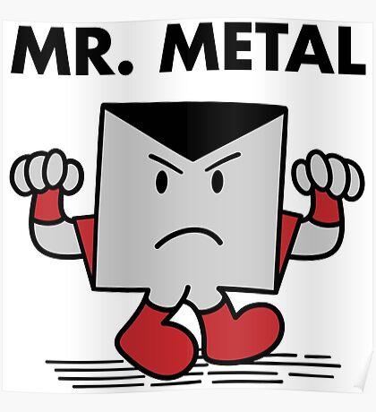 Mr. Metal Poster