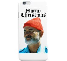 Murray Christmas - Bill Murray  iPhone Case/Skin