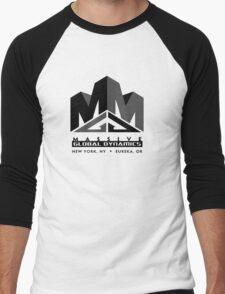 Massive Global Dynamics Men's Baseball ¾ T-Shirt