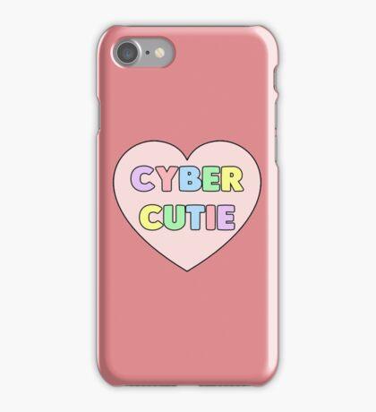 Cyber Cutie iPhone Case/Skin