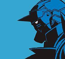 Blue Alphonse by mariolg