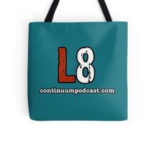 L8 Podcast Tote Bag