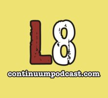 L8 Podcast One Piece - Short Sleeve