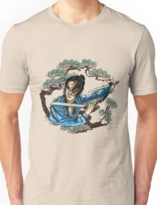 Girl,warrior Unisex T-Shirt