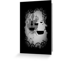 Alice in Limbo Greeting Card