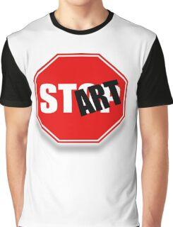 start Graphic T-Shirt