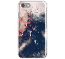 Zed Master of Shadows iPhone Case/Skin