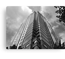 Corporate Babel Canvas Print