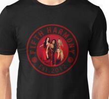 FIFTH HARMONY CIRCLE RED PHOTOSHOOT Unisex T-Shirt