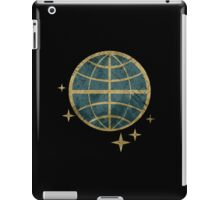 Earth and Stars V01 iPad Case/Skin