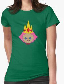 King Simon Bubblegum Womens Fitted T-Shirt