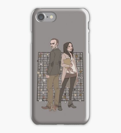 An Elementary Partnership iPhone Case/Skin