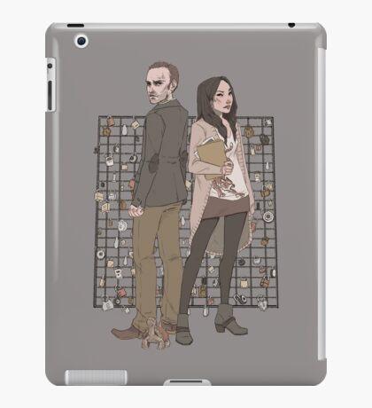 An Elementary Partnership iPad Case/Skin