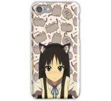 Neko Mio iPhone Case/Skin